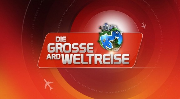Cliparts.TV Die grosse ARD Weltreise Logo 324