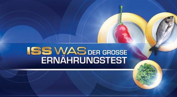 Cliparts.TV Iss was - Der grosse Ernährungstest mit Jörg Pilawa Logo 324