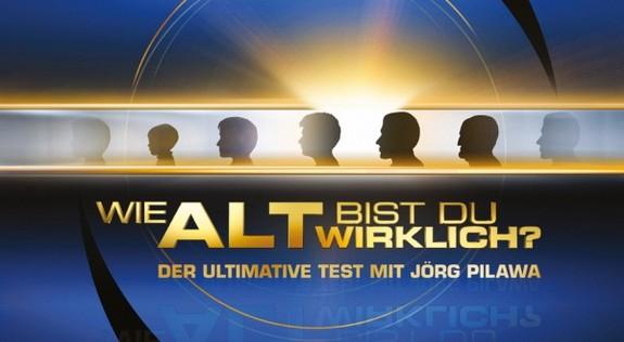 Cliparts.TV Wie alt bist Du wirklich - Der ultimative test mit Jörg Pilawa Logo 324