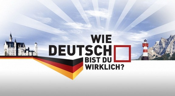 Cliparts.TV Wie deutsch bist Du wirklich mit Reinhold Beckmann  Logo 324