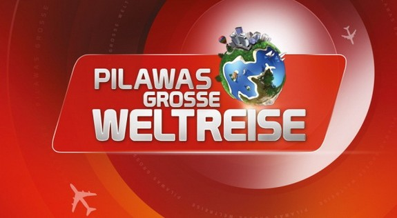 Cliparts.TV Pilawas grosse Weltreise Logo 324