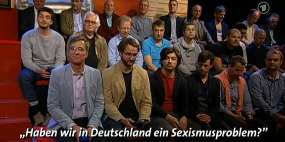 Cliparts_TV_Menschen_bei_Maischberger_288_003