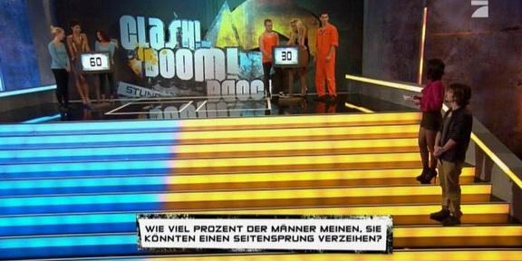 Cliparts.TV Spieletechnik Clash Boom Bang 2013 - Copyright 2013 Pro7 - 288_019