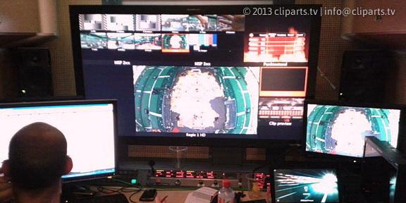 Cliparts.TV Spieletechnik Deutschlands grösste Grillshow Kommadozentrale Cliparts 288 (3)