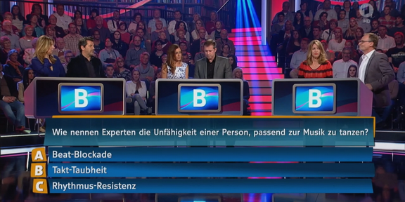 Cliparts.TV Interaktive Medientechnik Hirschhausens Quiz des Menschen 2015 Copyright Das Erste 2015 _288_ 007