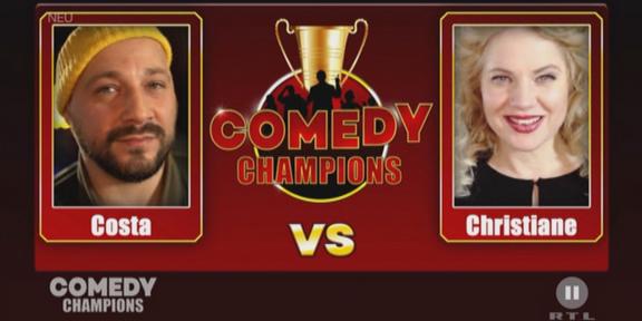Cliparts.de Medientechnik GmbH Spietetechnik Comedy Champions 2016 Copyright 2016 RTL2 288 004