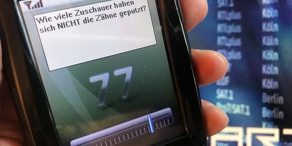 Cliparts.de Medientechnik GmbH - Vote by Touch Publikums-Abstimmanlage - Copyright 2017 Cliparts.de 288 004
