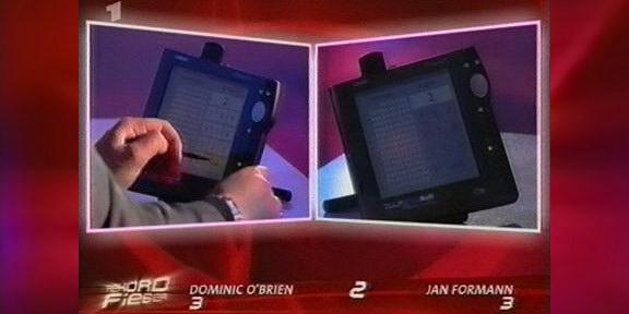 Cliparts.tv Interactive Media Solutions GmbH - Spieletechnik für Rekordfieber - Copyright 2002 Das Erste - 324 022