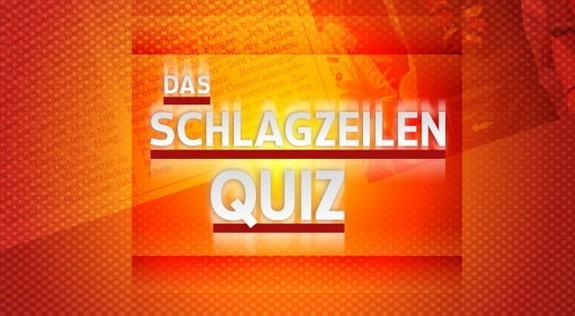 Cliparts.TV Das Schlagzeilenquiz mit Sven Lorig Logo 324
