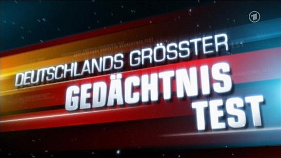 Cliparts.TV Deutschlands grösster Gedächtnistest - Logo 324
