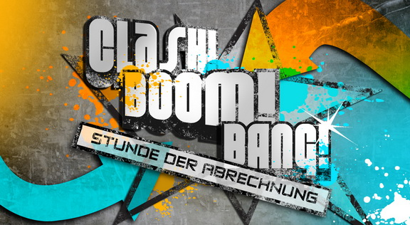 Cliparts.TV Spieletechnik Clash Boom Bang 2013 - Copyright 2013 Pro7 - 316_Logo