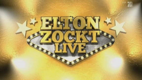 Cliparts.TV Spieletechnik Elton zockt -live- 2013-1 - Copyright 2013 Pro7 324_Logo