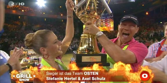 Cliparts.TV Spieletechnik Deutschlands grösste Grillshow 2013 - Copyright ZDF 2013 - 288_194