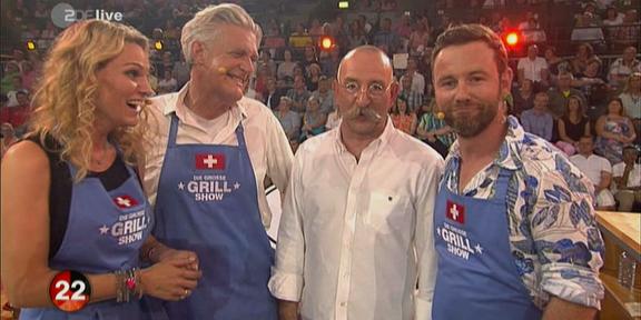 Cliparts.TV Spieletechnik Die grosse Grillshow 2014 Copyright ZDF 288_005