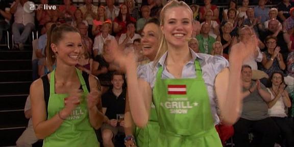 Cliparts.TV Spieletechnik Die grosse Grillshow 2014 Copyright ZDF 288_008