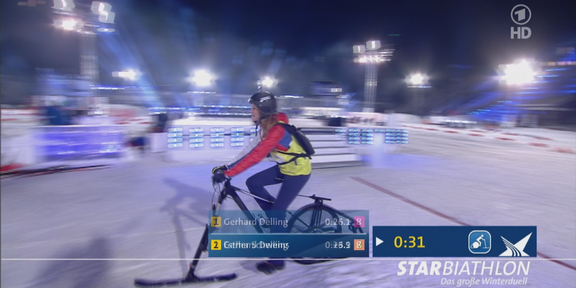Cliparts.TV Interaktive Medientechnik GmbH Starbiathlon 2015 Copyright ARD 2015 288_7