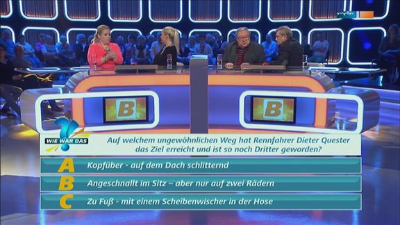 Cliparts.TV Interaktive Medientechnik Spieletechnik Wie war das - Copyright MDR 2015_266_003