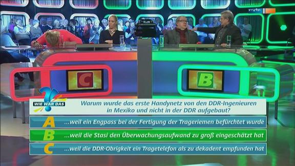 Cliparts.TV Interaktive Medientechnik Spieletechnik Wie war das - Copyright MDR 2015_266_004