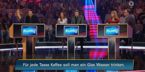 Cliparts.TV Interaktive Medientechnik Hirschhausens Quiz des Menschen 2015 Copyright Das Erste 2015 _288_ 009