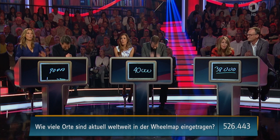 Cliparts.TV Interaktive Medientechnik Hirschhausens Quiz des Menschen 2015 Copyright Das Erste 2015 _288_ 015