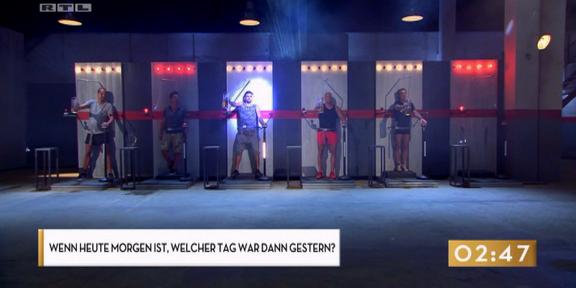 Cliparts.DE Medientechnik GmbH Spieletechnik Das Sommerhaus der Stars Copyright 2016 RTL - 324 009