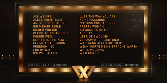 Cliparts.de Medientechnik GmbH Spieletechnik für Xaviers Wunschkonzert Live 17.02.2017 Copyright 2017 Sky 324 070