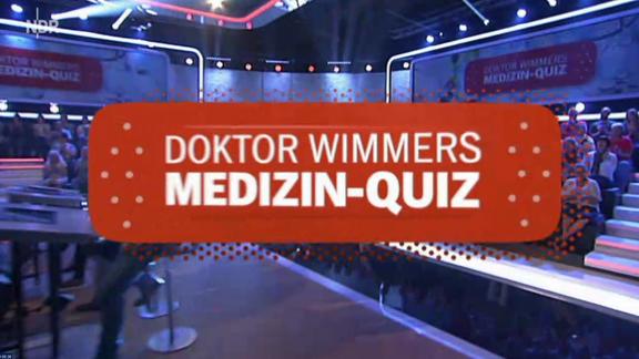 Cliparts.de Medientechnik GmbH Spieletechnik für Dr.Wimmers Mediezin Quiz - Copyright 2017 NDR 324 001
