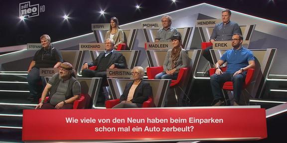 Cliparts.de Medientechnik GmbH Spieletechnik für Kennste den - Copyright 2017 ZDF - 324 036