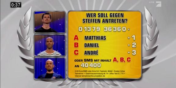 Cliparts.de Medientechnik Spieltechnik für Schlag den Henssler - Copyright ProSieben 288 004