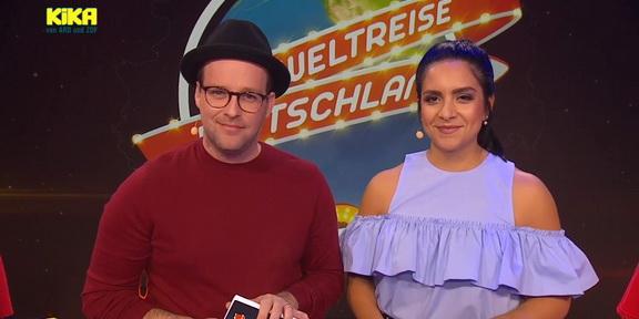 Cliparts.de Medientechnik GmbH Spieletechnik für KiKa Weltreise live 2017 - Copyright KiKa 2017 288 001