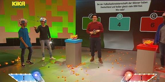 Cliparts.de Medientechnik GmbH Spieletechnik für KiKa Weltreise live 2017 - Copyright KiKa 2017 288 008