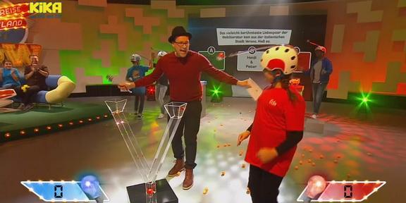 Cliparts.de Medientechnik GmbH Spieletechnik für KiKa Weltreise live 2017 - Copyright KiKa 2017 288 010