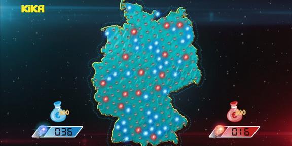 Cliparts.de Medientechnik GmbH Spieletechnik für KiKa Weltreise live 2017 - Copyright KiKa 2017 288 013