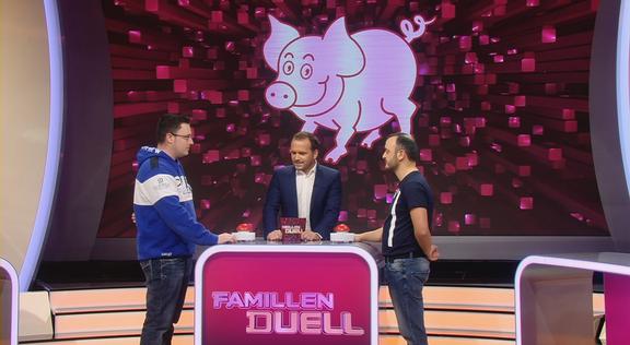 Cliparts.de Medientechnik GmbH Spieletechnik für Familien Duell RTL Luxemburg Copyright RTL Luxemburg 2018 324 009