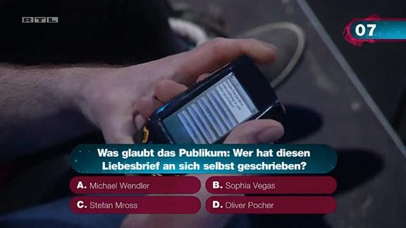Cliparts.de Medientechnik GmbH Spieletechnik für Stars im Spiegel - RTL Screenshots TV-Ausstrahlung Copyright 2018 RTL Television 324 033