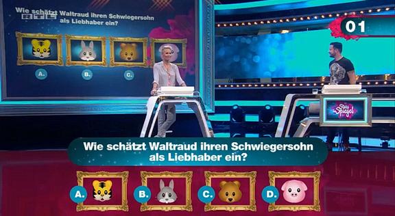 Cliparts.de Medientechnik GmbH Spieletechnik für Stars im Spiegel - RTL Screenshots TV-Ausstrahlung Copyright 2018 RTL Television 324 036