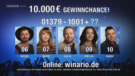 Cliparts.de Medientechnik GmbH Spieletechnik fuer Deutschland sucht den Superstar 2018 - Copyright RTL Television 2018 324 003