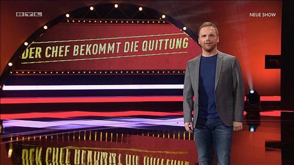 Cliparts.de Medientechnik GmbH Spieletechnik für Der Chef bekommt die Quittung - RTL - Copyright 2018 RTL Television Screenshot 324 001