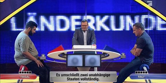 Cliparts.tv Interactive Media Solutions GmbH - Spieletechnik für Schlag den Star - TV-Screenshots - Copyright 2018 ProSieben 288 050