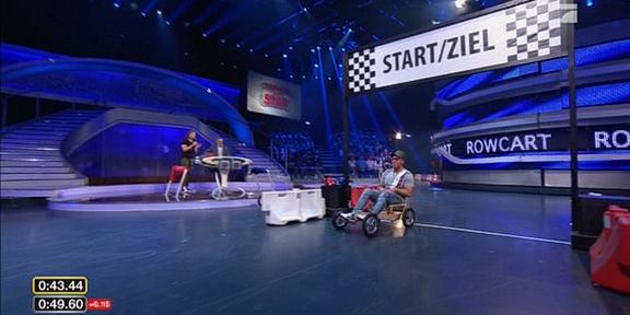 Cliparts.tv Interactive Media Solutions GmbH - Spieletechnik für Schlag den Star - TV-Screenshots - Copyright 2018 proSieben 288 118