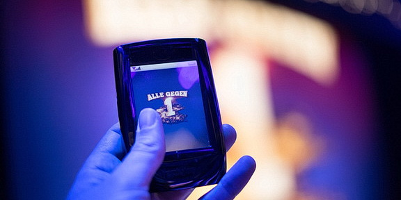 Cliparts.tv Interactive Media Solutions GmbH - Spieletechnik für Alle gegen Einen - ProSieben - Copyright 2018 Cliparts.tv und Johannes Weber 288 001