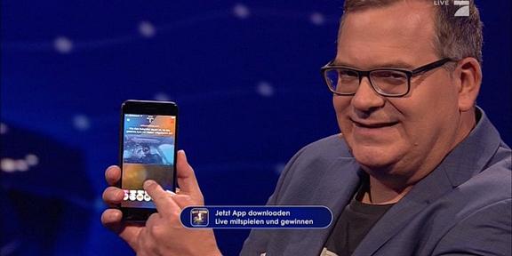 Cliparts.tv Interactive Media Solutions GmbH - Spieletechnik für Alle gegen Einen - ProSieben - Copyright 2018 ProSieben 324 044