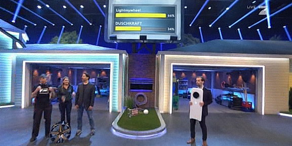 Cliparts.tv Interactive Media Solutions GmbH - Spieletechnik für Das Ding des Jahres - ProSieben - Copyright 2019 ProSieben 288 022