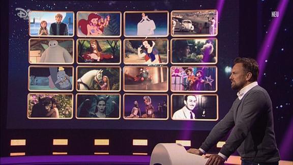 Cliparts.tv Interactive Media Solutions GmbH - Spieletechnik für Disney Magic Moments - Copyright 2019 Disney Channel 324 003