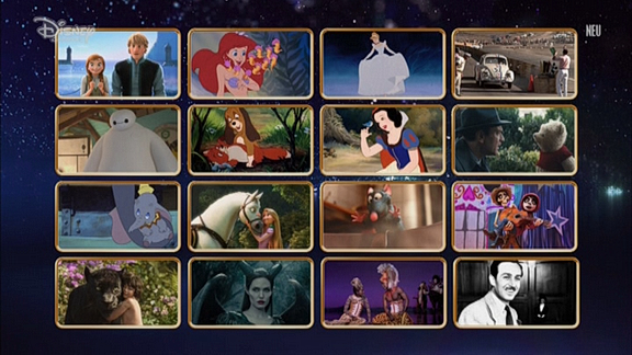 Cliparts.tv Interactive Media Solutions GmbH - Spieletechnik für Disney Magic Moments - Copyright 2019 Disney Channel 324 004