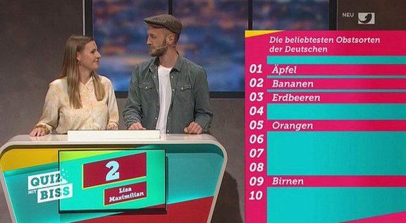 Cliparts.tv Interactive Media Solutions GmbH - Spieletechnik für Quiz mit Biss - Copyright 2019 Kabel eins 324 010
