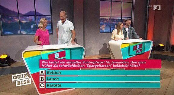 Cliparts.tv Interactive Media Solutions GmbH - Spieletechnik für Quiz mit Biss - Copyright 2019 Kabel eins 324 011