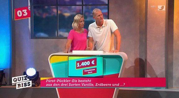 Cliparts.tv Interactive Media Solutions GmbH - Spieletechnik für Quiz mit Biss - Copyright 2019 Kabel eins 324 019