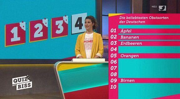 Cliparts.tv Interactive Media Solutions GmbH - Spieletechnik für Quiz mit Biss - Copyright 2019 Kabel eins 324 023