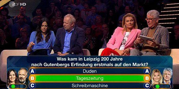 Cliparts.tv Interactive Broadcast Solutions - Spieletechnik für Unsere Schätze - Die grosse Terra X Show - Copyright ZDF 2019 288 037
